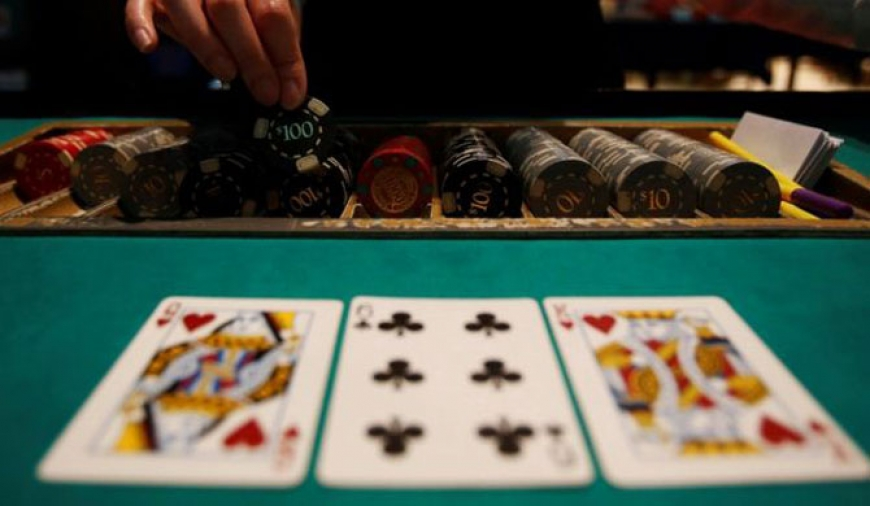 Japan parliament legalises casinos