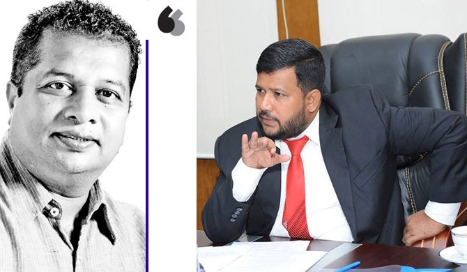 JO invites Bathiudeen to join them!
