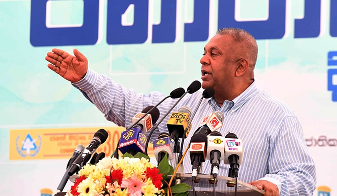 Buddhists can best practice reconciliation - Mangala