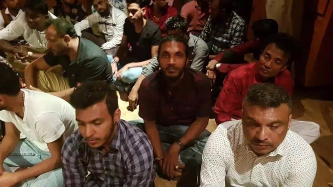 Remand of Amal Perera, Nadeemal in Dubai extended
