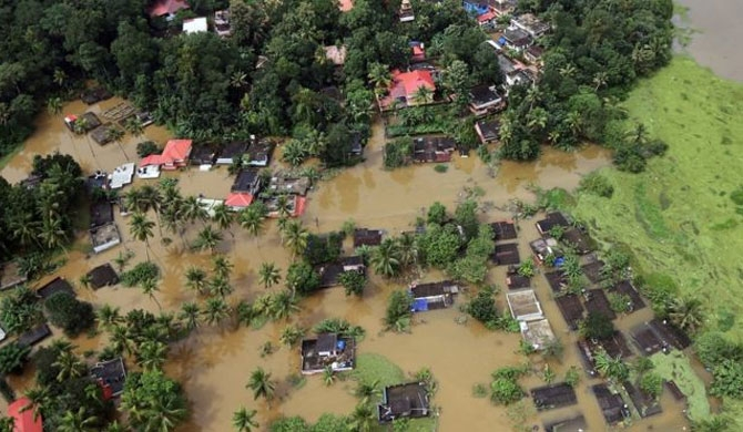 Kerala flood aftermath: Battling snakes and sewage to clean a city