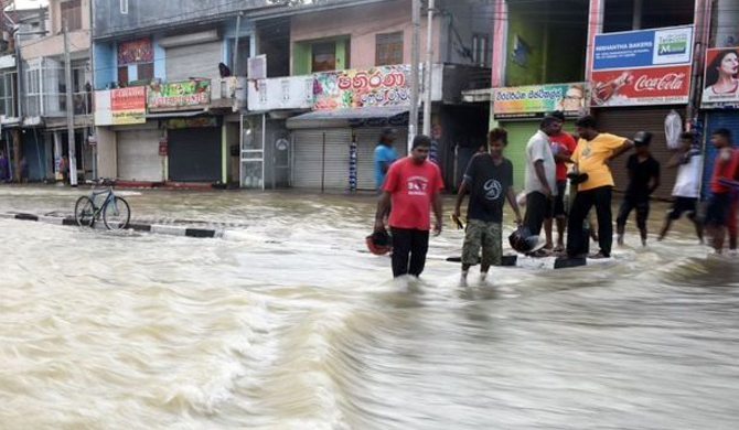 Galle-Matara yet to receive previous flood relief!