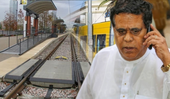 Suburb railway project contract approved