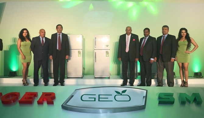 Singer GEO smart refrigerators launched