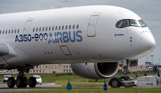 Airbus aircraft deal cancellation triggers major legal issue