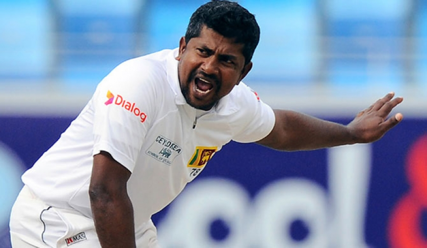 Rangana named for ICC Test team of 2016