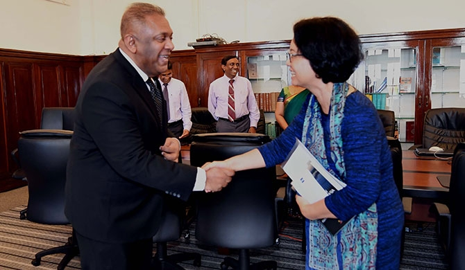 ADB doubles its assistance to Sri Lanka to USD 1 billion