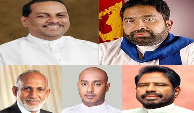 SLFP ministers fear Rajapaksa wrath during campaigning