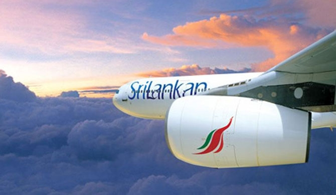SriLankan implements pay cuts ; suspends flights