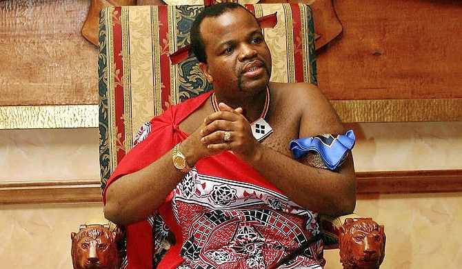 Swaziland King bans divorce