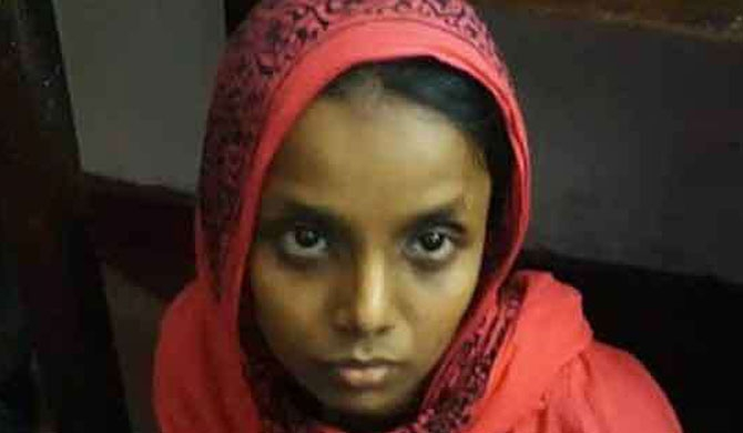 Zahran's sister who wept crocodile tears in BBC, arrested