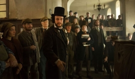 The Young Karl Marx : In Jaffna on Oct. 03