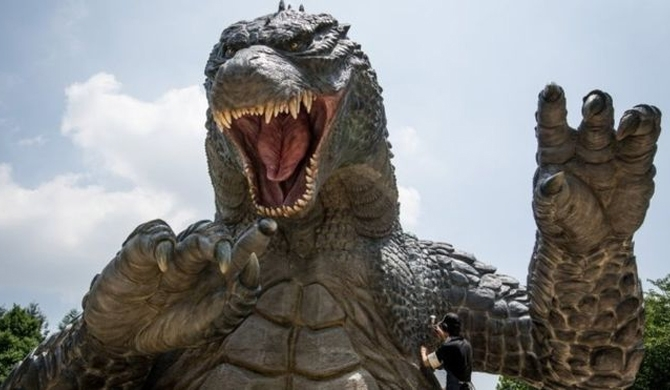 Original Godzilla suit actor dies