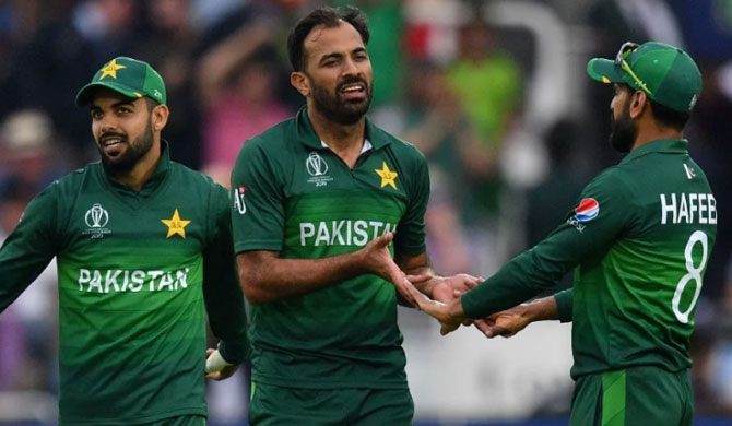 Hafeez, Riaz among 6 Pakistan players cleared to tour England