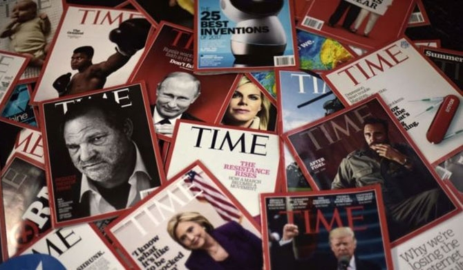 Time magazine ownership to change