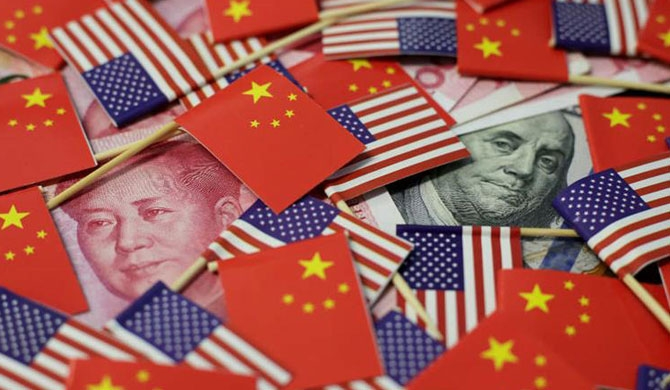 US - China 'very close' to an agreement