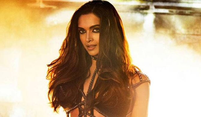 Deepika shot title track of 'Raabta' in one night