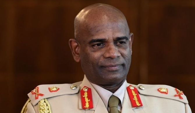 Army commander's tenure extended