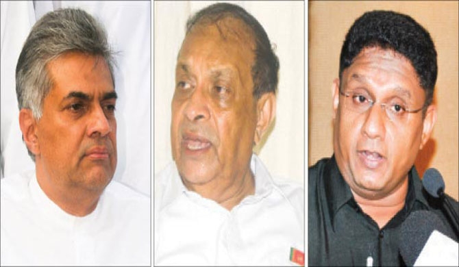 'A winning candidate from the UNP': There is no talk about Ranil