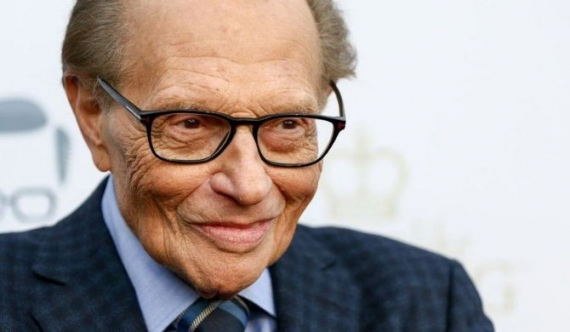 Veteran US talk show host Larry King dies