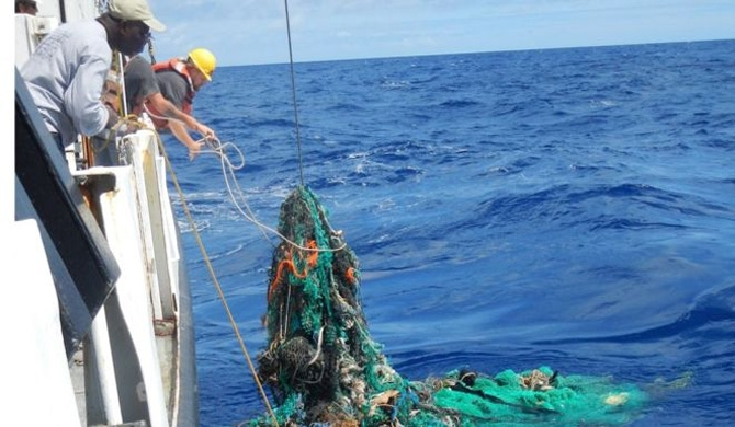 Great Pacific Garbage Patch growing rapidly