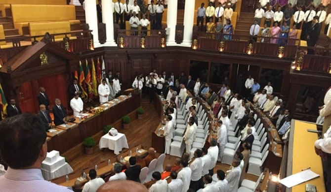 Another resolution against Mahinda tomorrow!