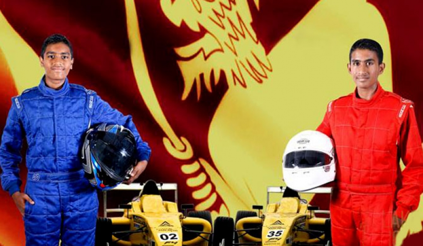 2 Lankans in national formula of India