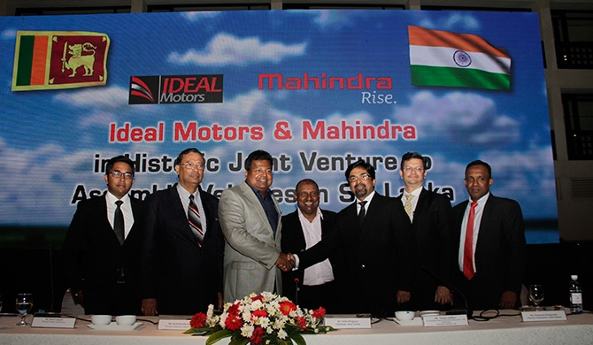Mahindra, Ideal Motors invest Rs 2.5 bn for assembly plant