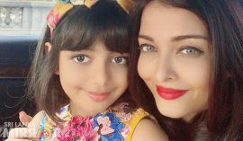Aish & daughter test positive for Covid-19
