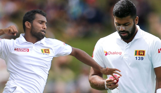 Chamika to replace Lahiru