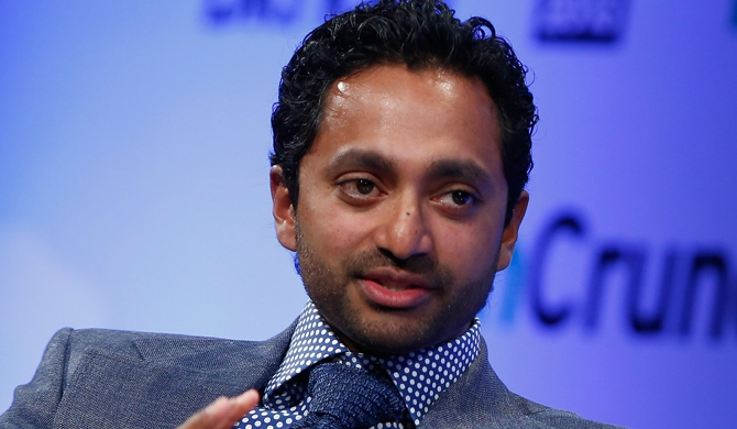 Chamath Palihapitiya appointed as Digital Ambassador of SL