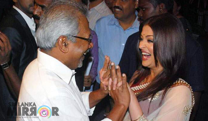 Mani Ratnam to start shooting with Aish in SL!