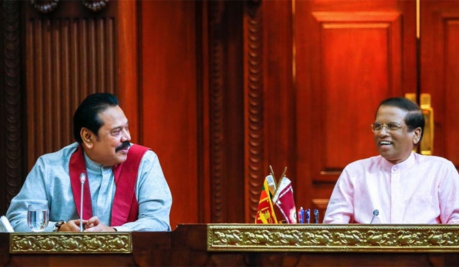 No hurdle against working with Maithri - Mahinda