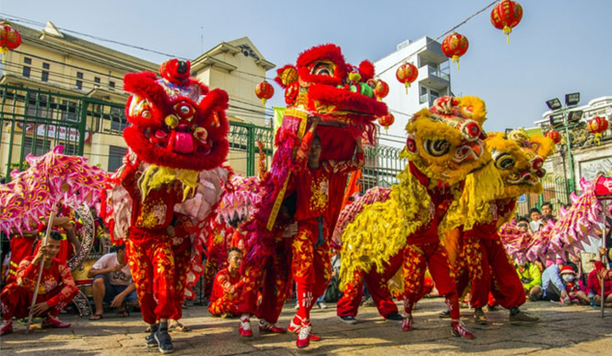 Chinese New Year Customs Traditions