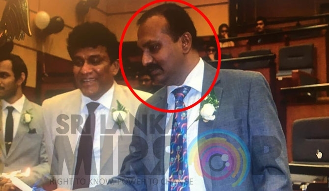 Owner of company that imported waste to SL revealed
