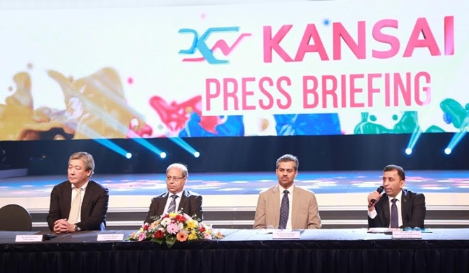 Kansai Paints launched in SL (Pics)
