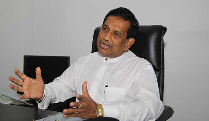 Senaratne says ready to face drug mafia
