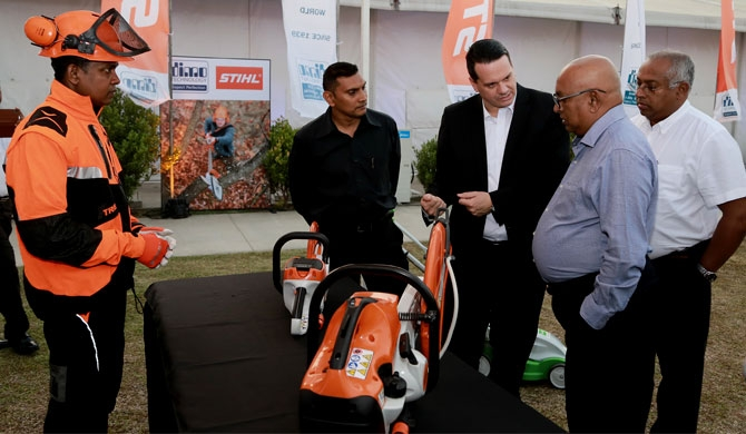 DIMO announces partnership with STIHL Germany