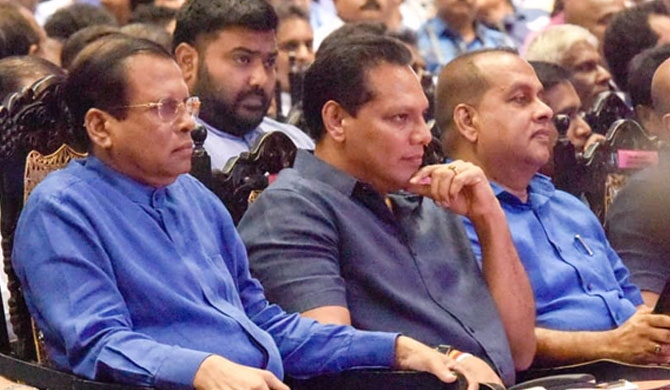 SLFP candidate for Presidential election: Dayasiritells Elec. Com.