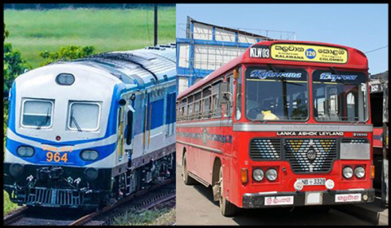 Sri Lanka Railways suspends interprovincial services