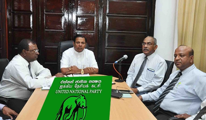 UNP signature for delimitation report tomorrow!