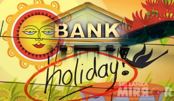 Monday's public holiday not for banks