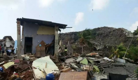 A year since Meetotamulla tragedy : Garbage piling up everywhere