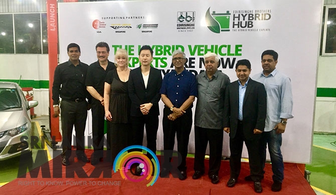 Edirisinghe Brothers launch 2nd Hybrid Hub facility in Piliyandala (Pics)
