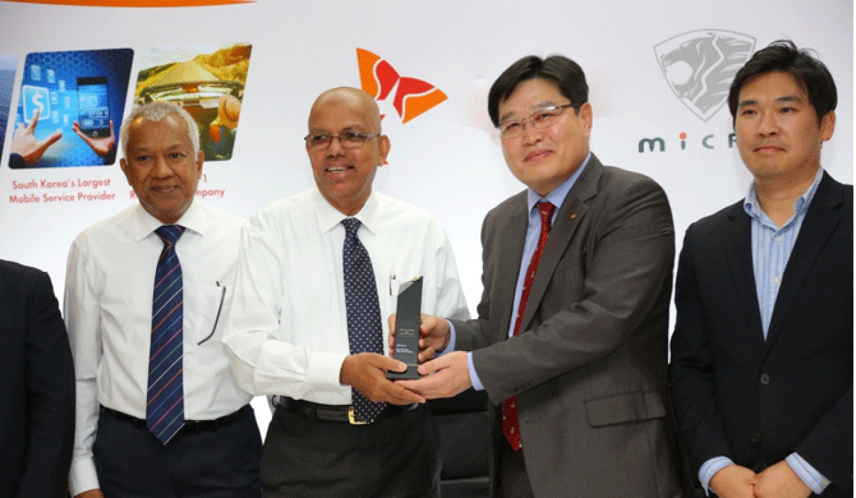 SK Group invests in Micro Holdings (Pvt) Ltd