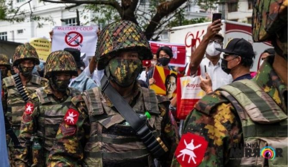 Sri Lanka abstained from UN resolution on arms embargo on Myanmar