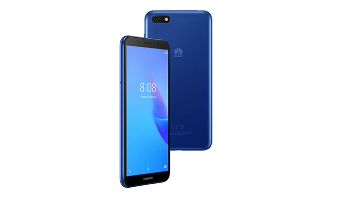 Huawei launches Y5 Lite
