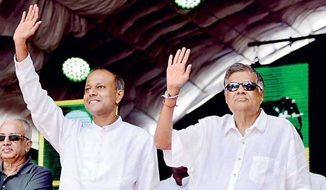 Prez polls : Sagala is Ranil's campaign manager!