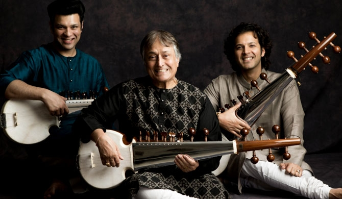 3 Indian Sarod maestros to perform in SL