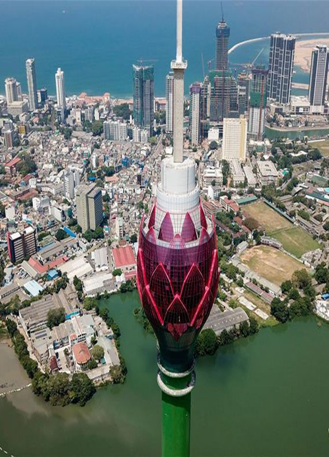 Lotus Tower to be assigned to a company (pics)